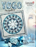 Quilt Kit  or pattern for Yogo Sapphire by Judy Niemeyer / Quiltworx  **cover replica or custom**