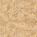 Dark Tan Delicate Fronds 108