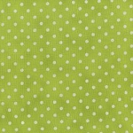 RJR Shiny Objects Sweet Somethings Spot On Lime Metallic Fabric 3164-013