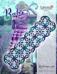 Quilt Kit or pattern for Bali Bed Runner by Quiltworx **Custom colorways available**