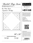 Braided Rope Expansion papers by Quiltworx **Papers and/or Fabric**