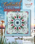 Cattails in the Meadow Paper Piecing Pattern by Quiltworx