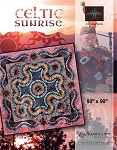 Quilt Kit or Pattern for Celtic Sunrise by Judy Niemeyer / Quiltworx  *replica of cover colorway*