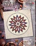 Star Anise pattern by Judy Niemeyer / Quiltworx  80x80