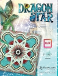 Quilt Kit or Pattern for Dragon Star by Judy Niemeyer / Quiltworx   ** Cover replica or Custom Colorway available