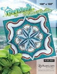 Quilt Kit for Fire Island Hosta Queen 100x100 by Judy Niemeyer / Quiltworx  **or your preferred colorway**