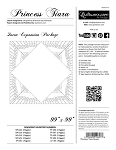 Princess Tiara Expansion papers by Quiltworx **Papers and/or Fabric**