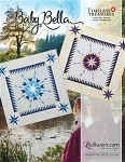 Baby Bella paper piecing pattern by Quiltworx 36x36