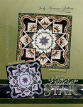 Quilt Kit for Glacier Star Queen 90x90  - by Quiltworx   **In your preferred colors**