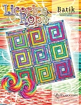Licorice Rope paper piecing pattern by Quiltworx