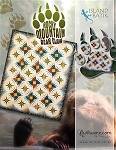 Quilt Kit or Pattern for Rocky Mountain Bear Claw 68x84 by Judy Niemeyer / Quiltworx *Custom Colorway or cover replica*
