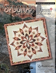 Quilt Kit or Pattern for Sedona by Judy Niemeyer / Quiltworx  ***Cover replica or custom colorway available***