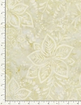 Timeless Treasures Tonga Batik B6874 Sesame in the Wildflowers Collection