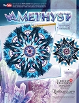 Quilt Kit for Amethyst by Judy Niemeyer / Quiltworx **In your preferred colorway**