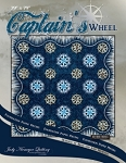 Quilt Kit or Pattern for Captain's Wheel in your preferred colors custom designed in Quiltster
