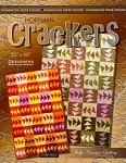 Hoffman Crackers paper piecing pattern by Quiltworx