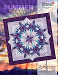 Pattern Only for Summer Solstice Wall 60x60  by Judy Niemeyer / Quiltworx **