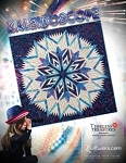 Quilt Kit or pattern for Kaleidoscope by Judy Niemeyer / Quiltworx ** cover replica or custom colorway**
